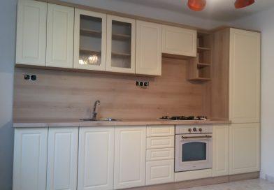 Kuchyňa so zástenou