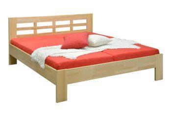 Masívne postele