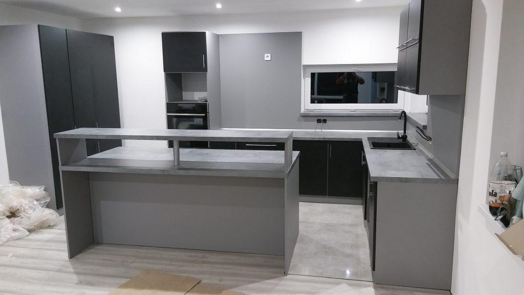 Kuchyňa a úložný priestor