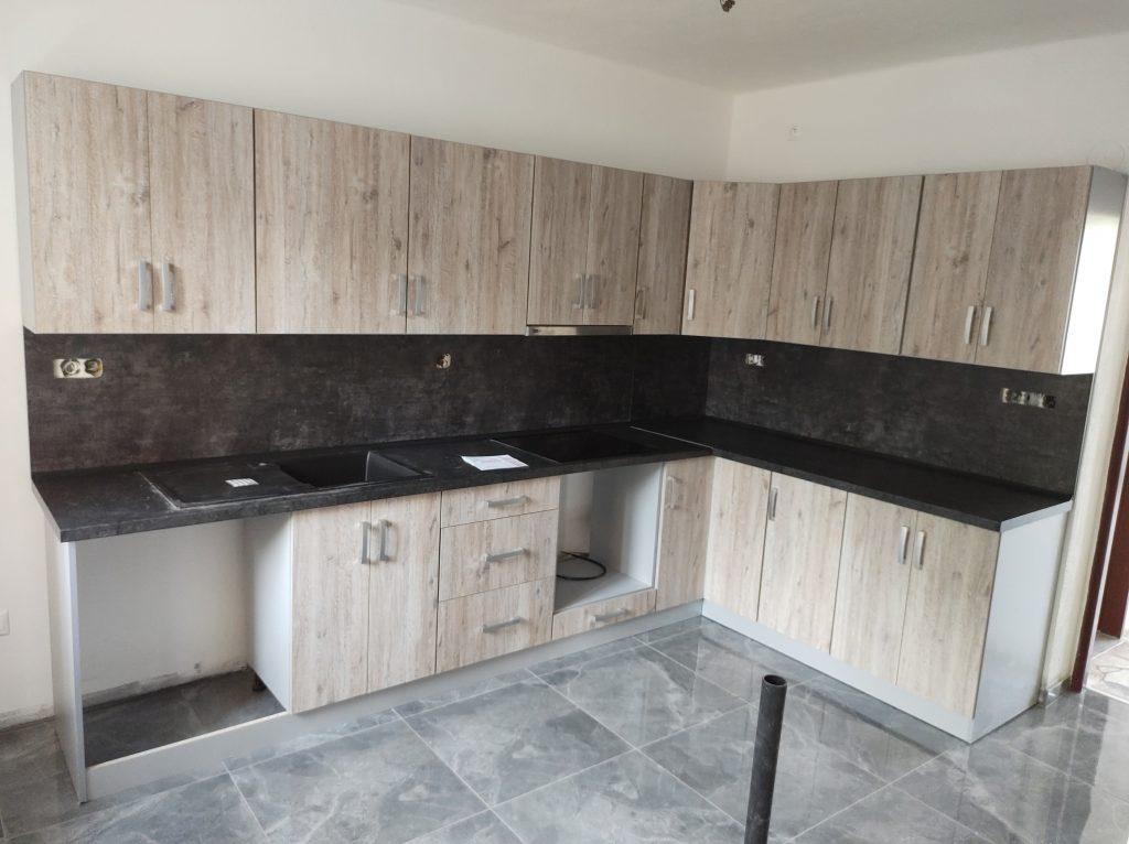 Kuchyňa vo výstavbe